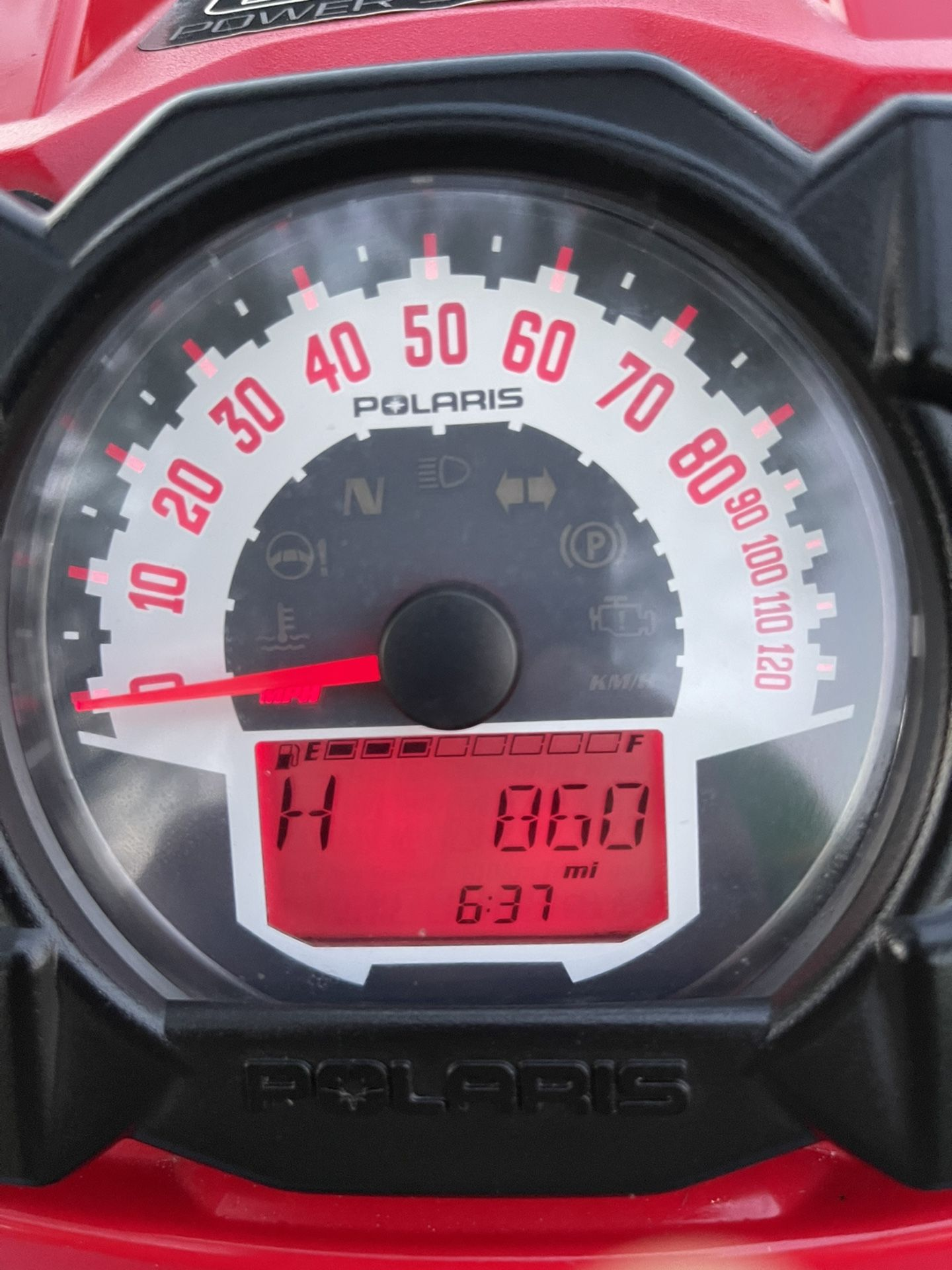 Polaris Sportsman 850cc 4x4 Automatica