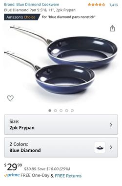Blue diamond cooking pans Thumbnail