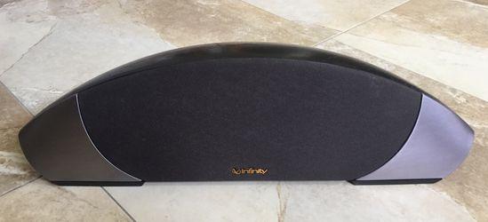 Infinity Audiophile 125 Watt/8-ohm Center Ch Speaker!! Thumbnail