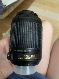 Nikon Lenses Thumbnail