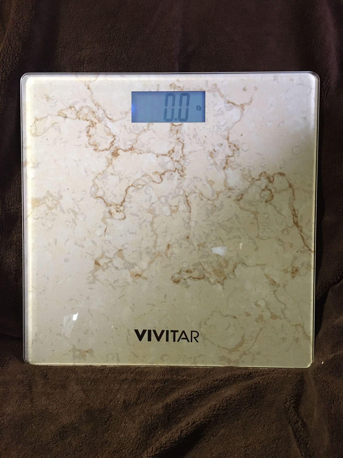 Vivitar bathroom scale for sale