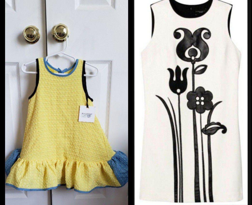 2 Sets Of Victoria Beckham for Target girls dress size 3T