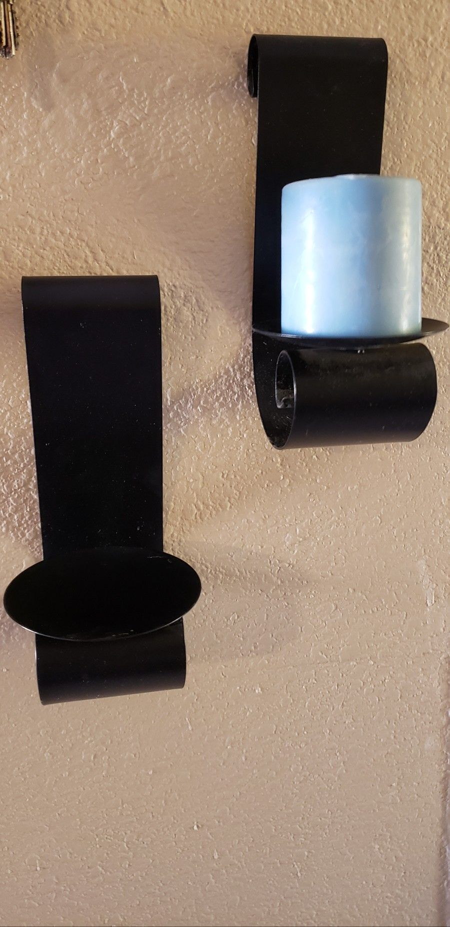 Candle Wall Display/Holders **Price Is For BOTH**