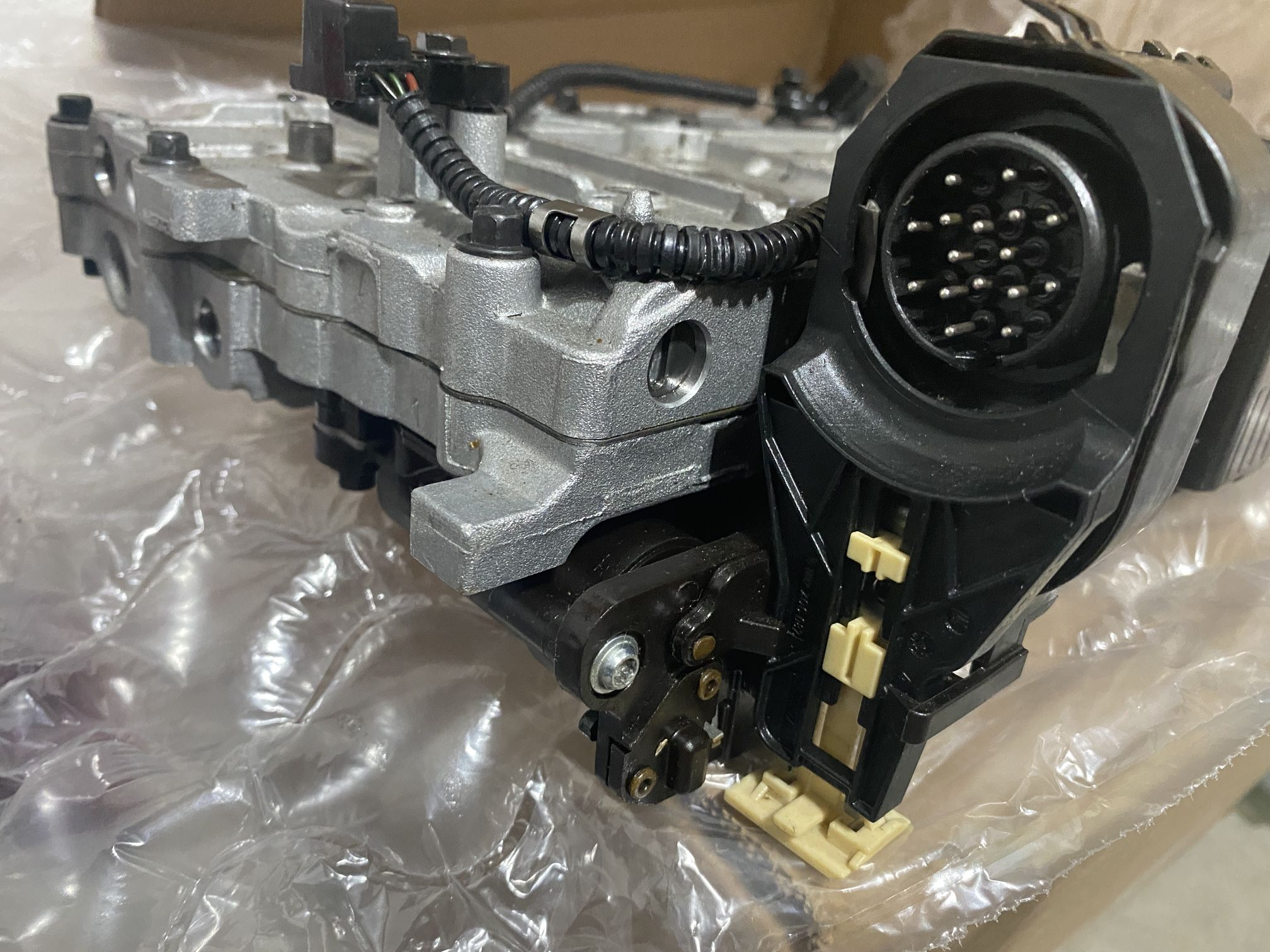 BMW ZF 6HP 6HP26 Transmission Mechatronic Valve Body  EGS ECU TCU TCM