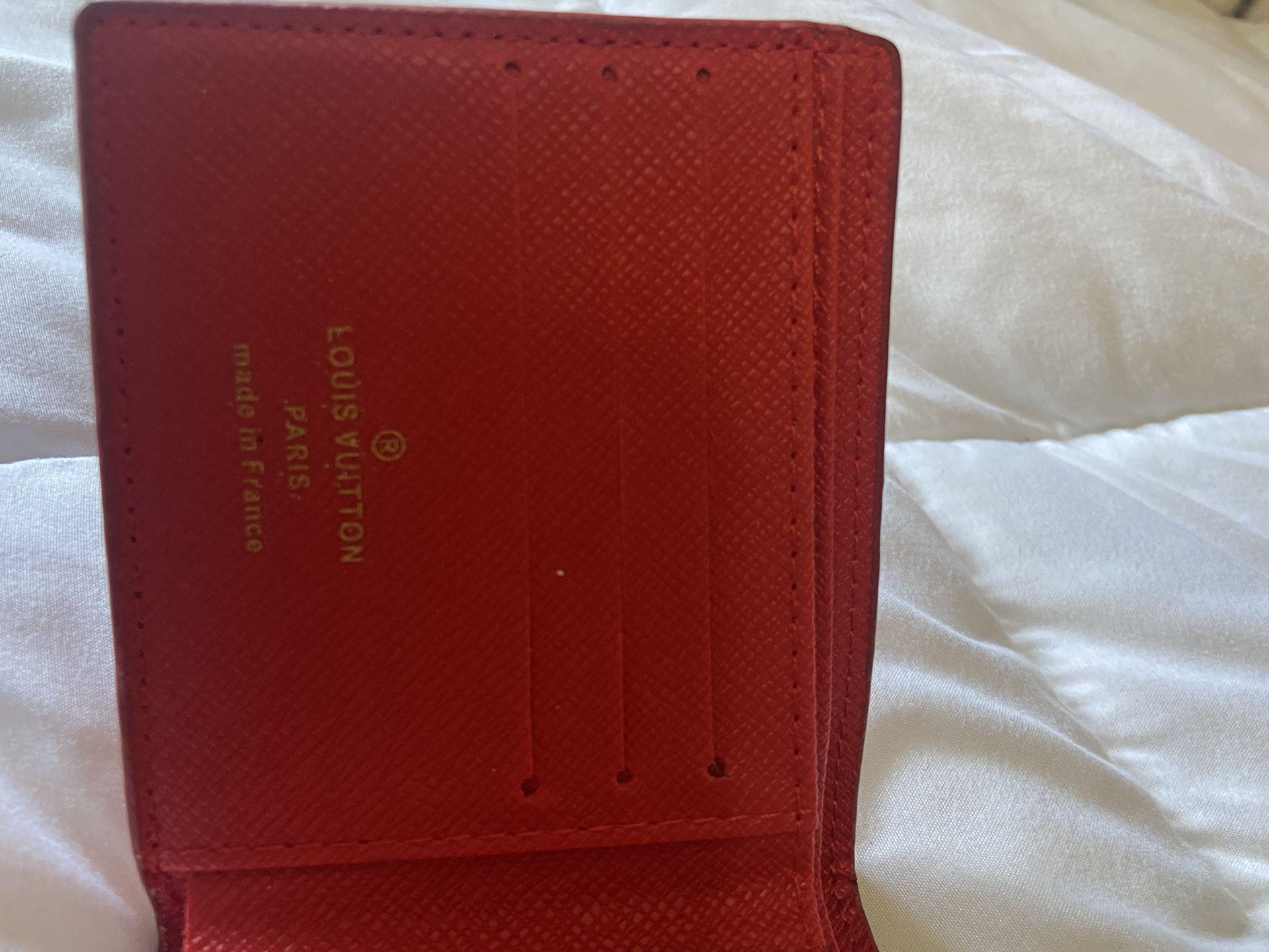 Supreme Louis Vuitton Wallet