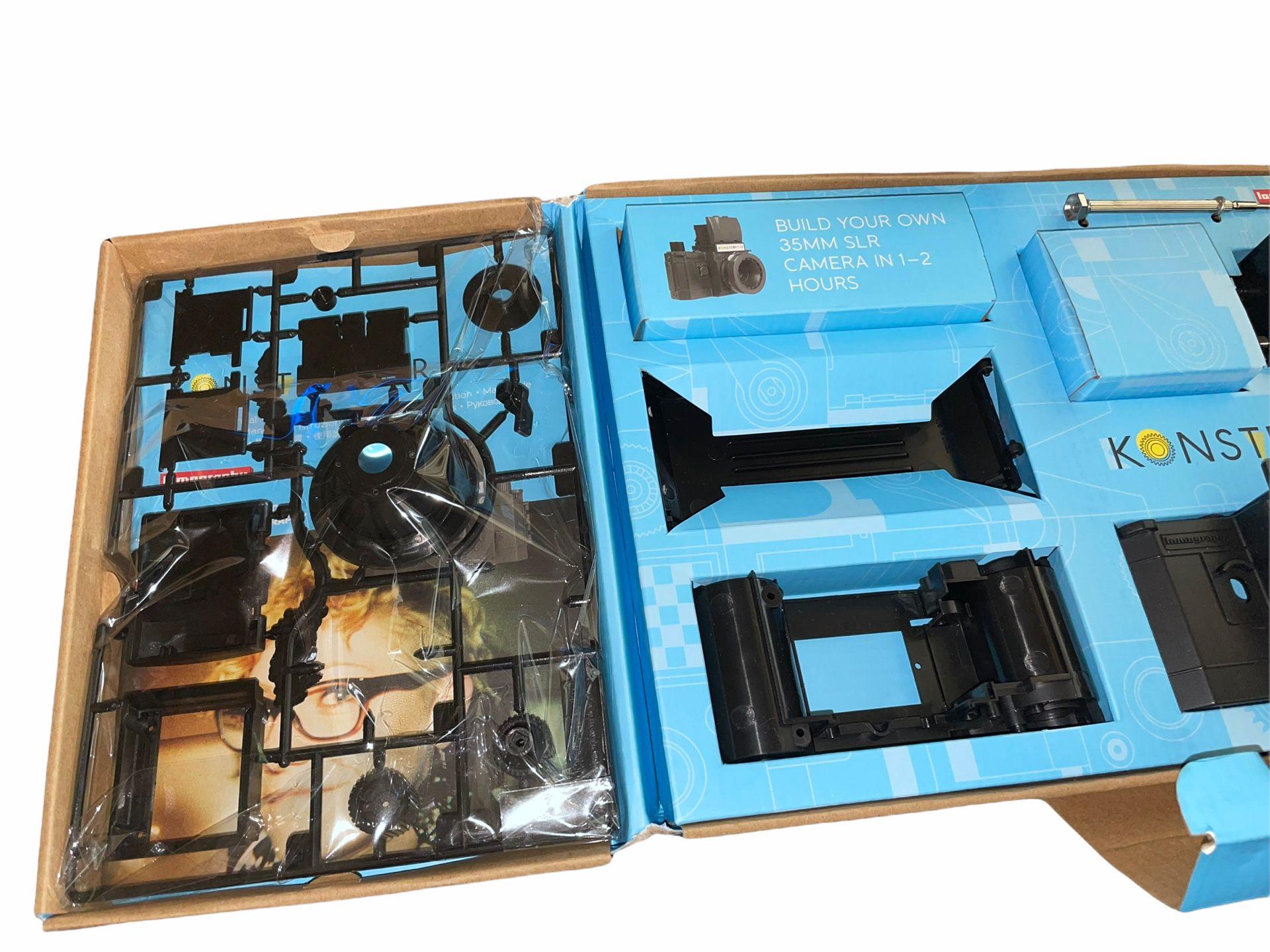 NIB Lomography Konstruktor F Build Your Own 35mm Film Camera
