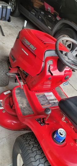Brand New Riding Mower Thumbnail