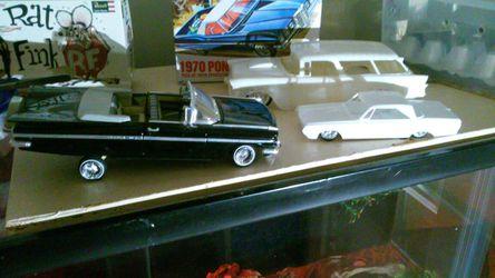 1959 Impala Diecast Lowrider 1/18 Scale Thumbnail