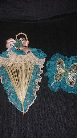 New Butterfly & Umbrella Decoration Thumbnail