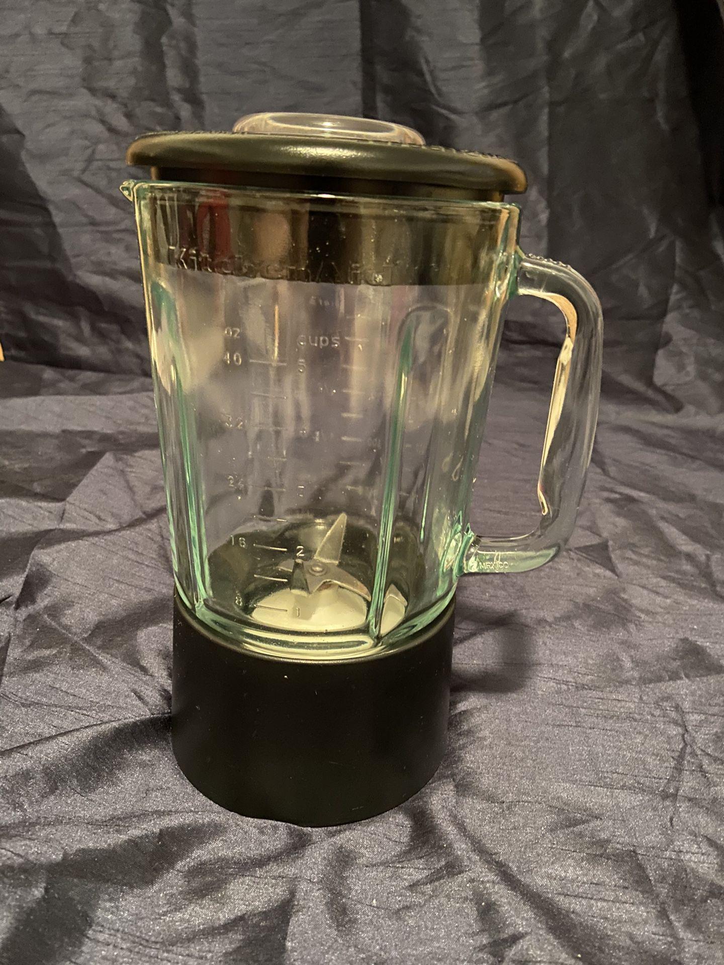 KitchenAid Glass Jar