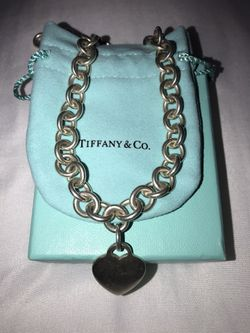 Authentic Tiffany & co. Necklace Thumbnail