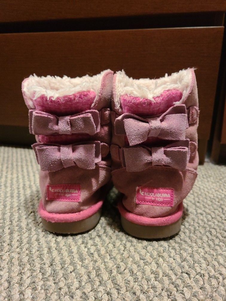 Ugg Boots/Slippers Size 1