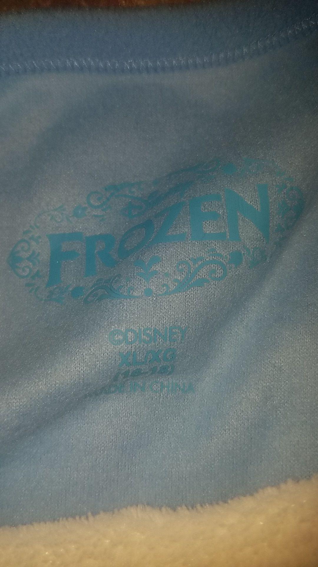 Frozen olaf pj shirt
