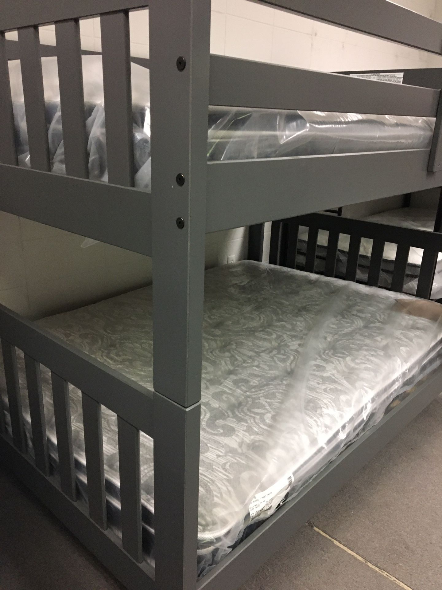 Brand New Bunk Bed !!! Come Get It Before It's Gone!!!