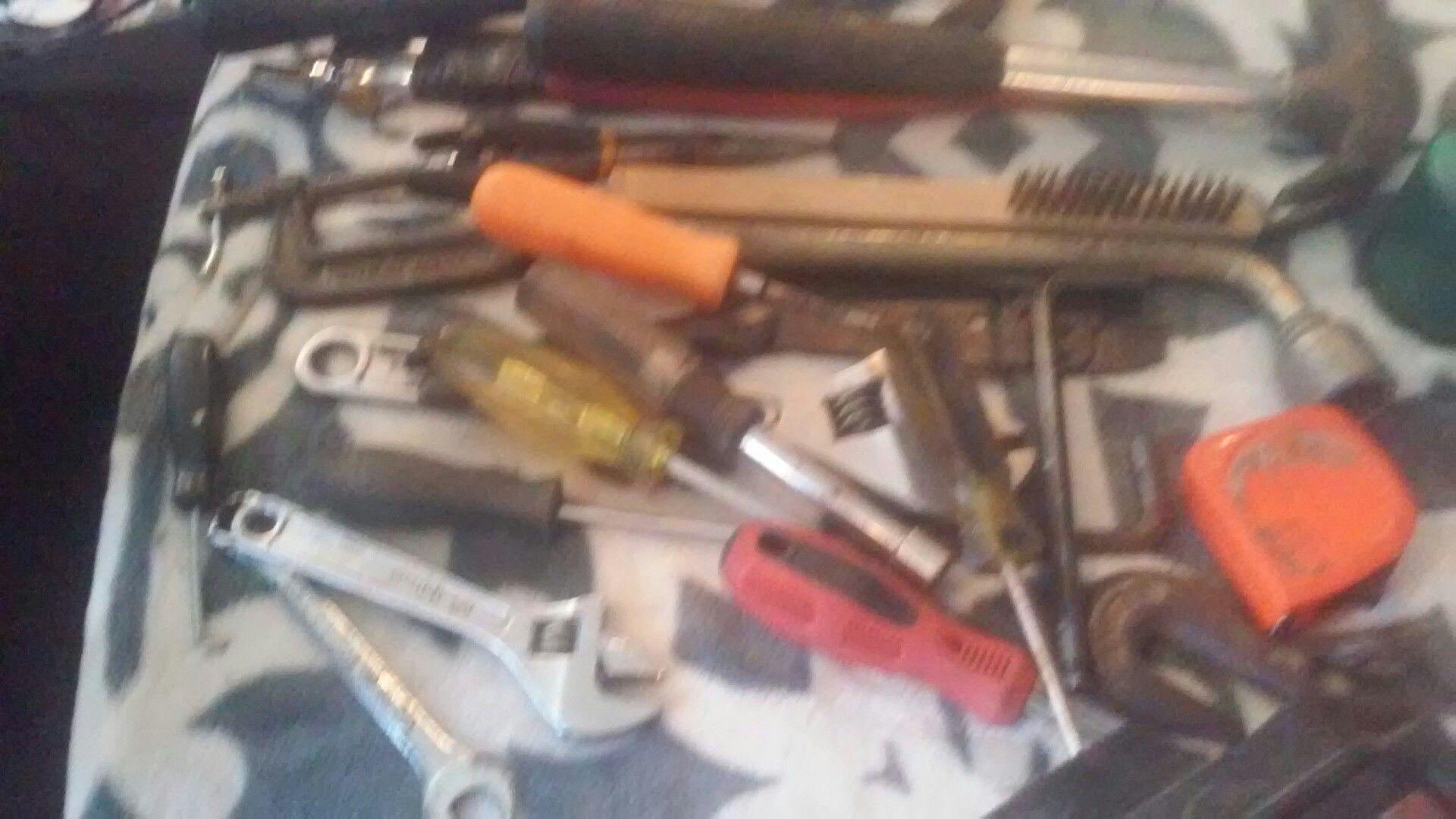 Craft man tool set