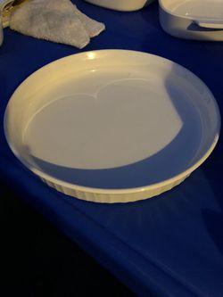 "10"" Corningware Pie Pan Thumbnail"