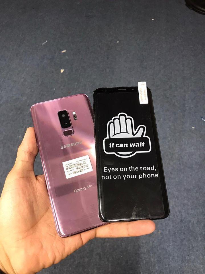 Samsung Galaxy s9 Plus 64GB UNLOCKED + Warranty
