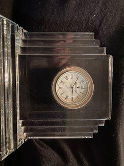 Medium Metropolitan Waterford Crystal Clock Thumbnail