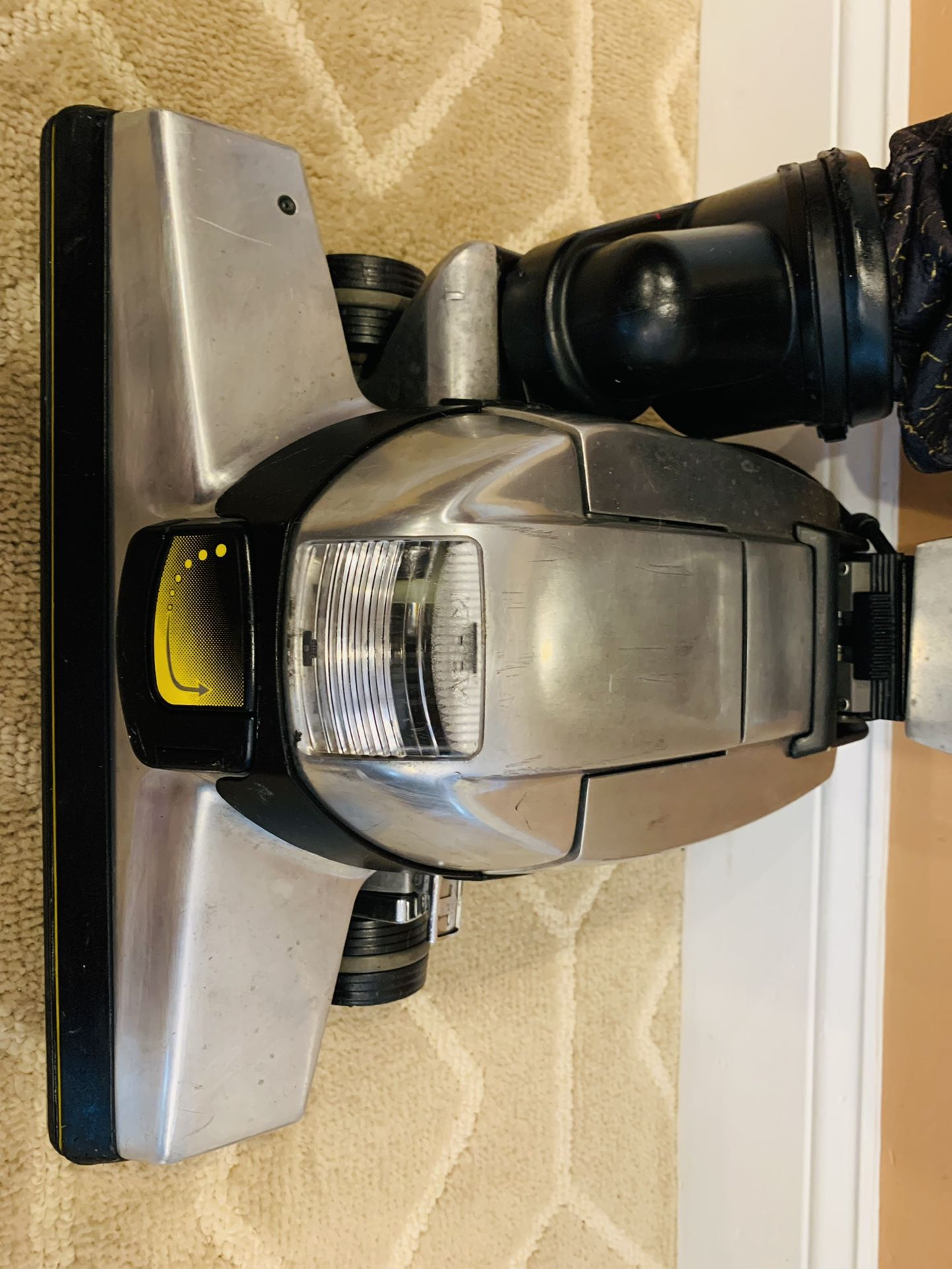 Kirby G6 vacuum cleaner with attachments and shampooer