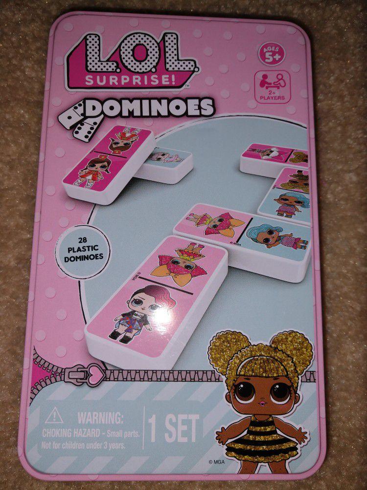 LOL Surprise Dominos