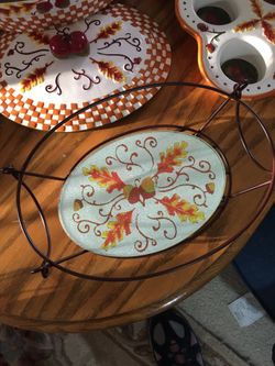 Temptations Fall Harvest Oval Baker & Muffin Pan Thumbnail