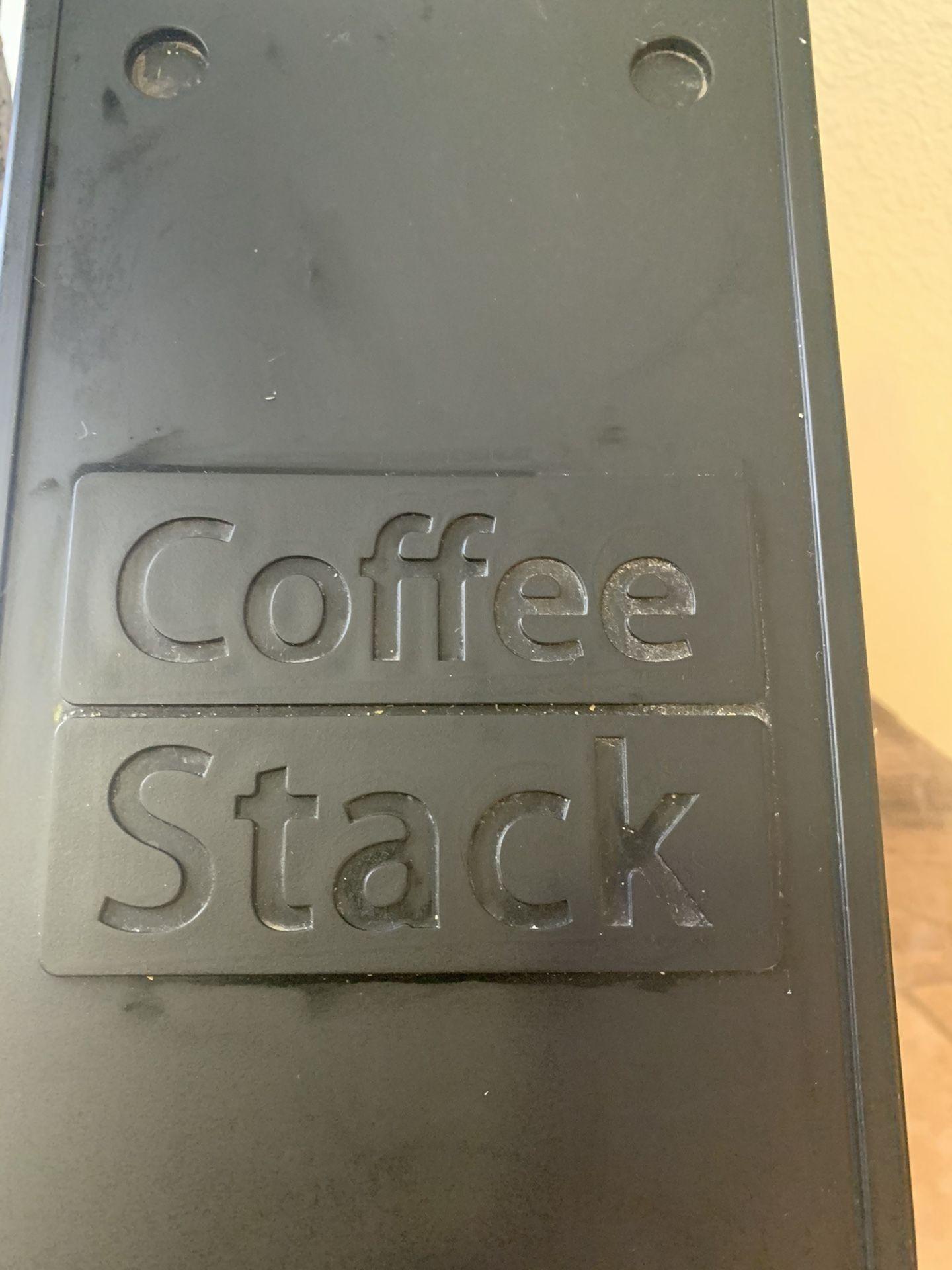 Coffee Stack Keurig Pod Holder