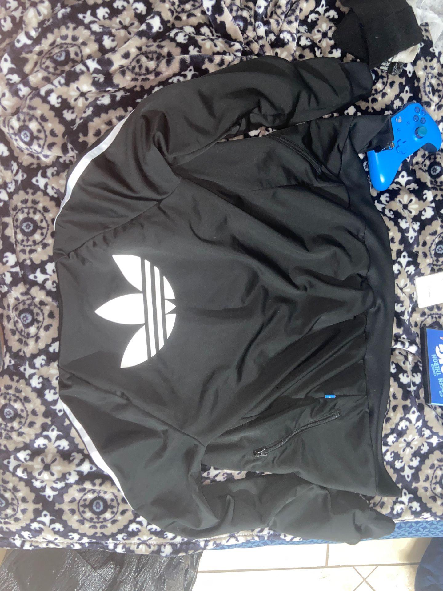 Real Adidas jacket never used