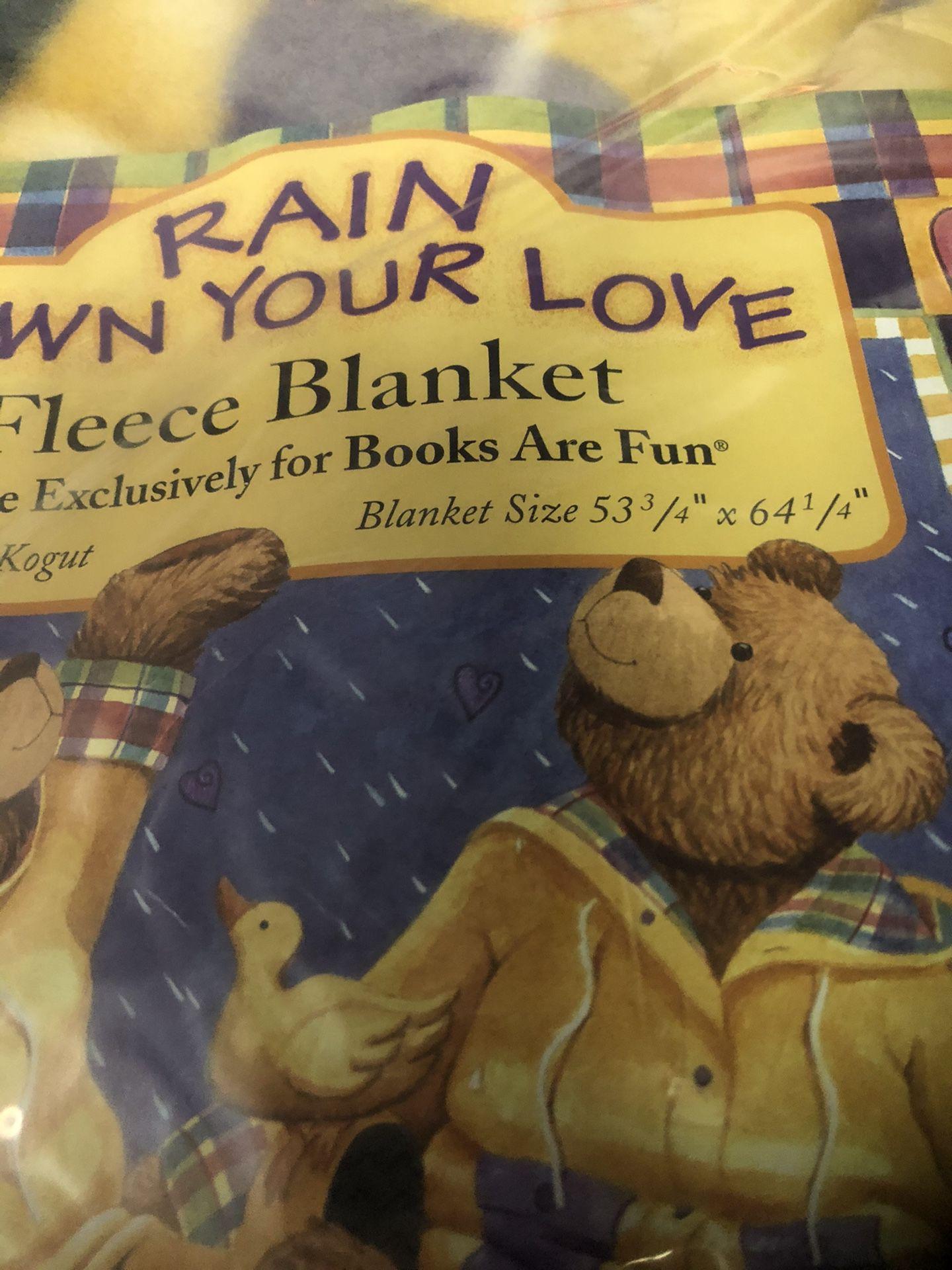 New Fleece Blanket