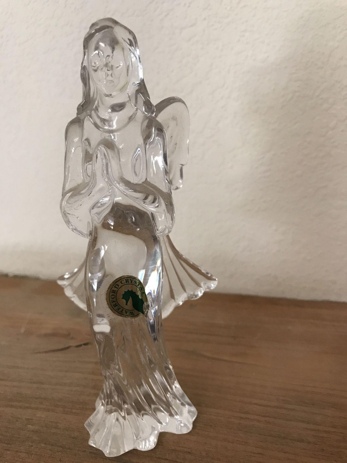 Waterford crystal angel