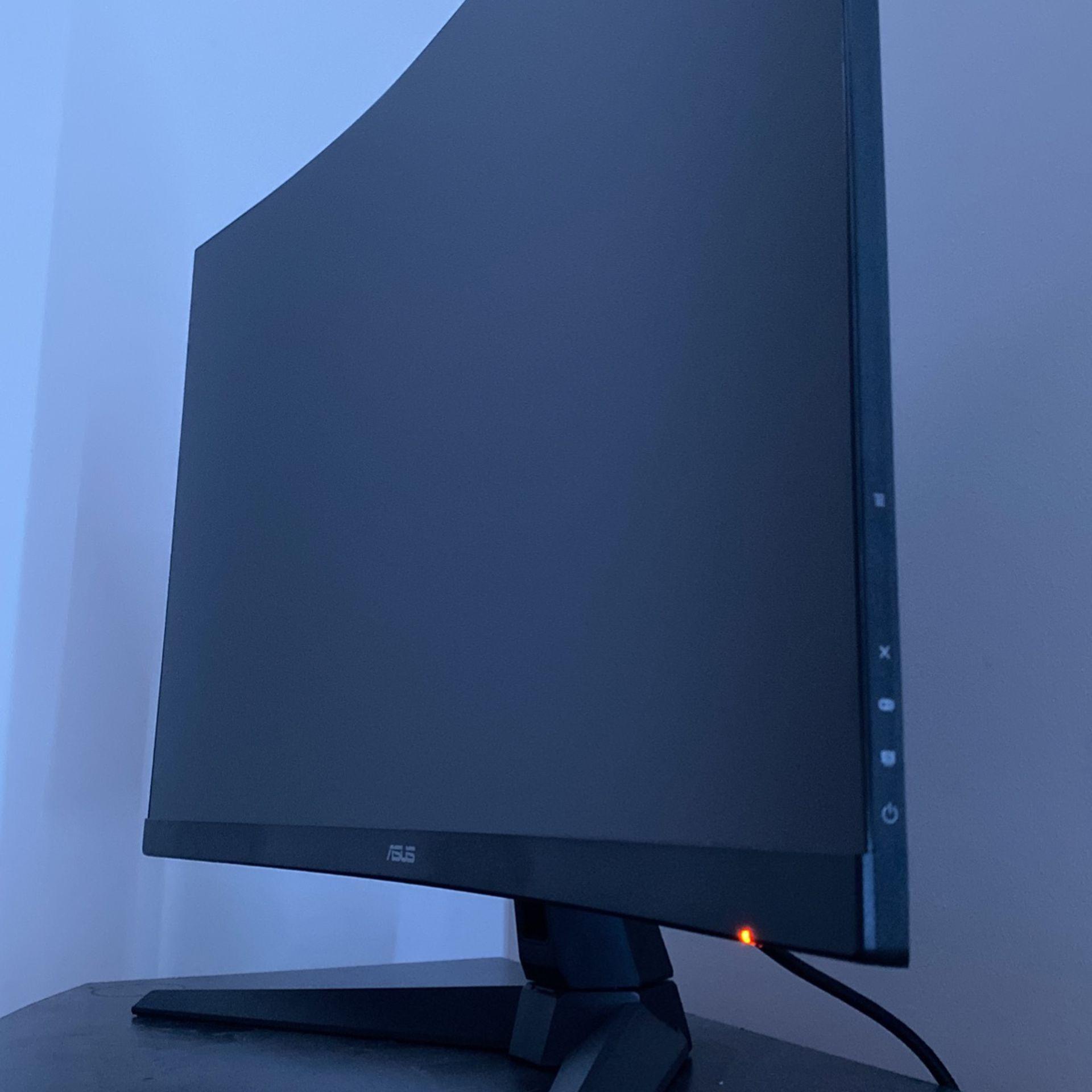 "ASUS TUF Gaming Monitor 31.5"" Curved"