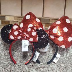 Disney Minnie Mouse Headband Thumbnail