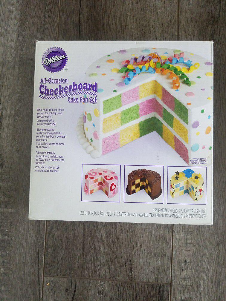 Wilton Cake Supplies