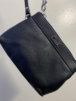 Coach Wristlet/wallet Thumbnail