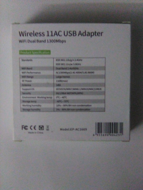 Edup 802.11 AC