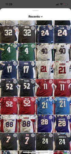 NFL Authentic Reebok Jerseys Thumbnail