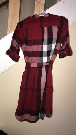 Burberry dress NEVER WORN! Was $600 Asking For $300 OBO Thumbnail