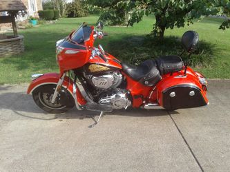 Indian Chieftain Thumbnail