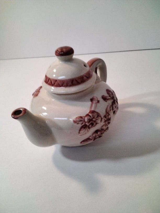 Very Cute Little Tea Pot. Buy Two For The Same Shipping As One .